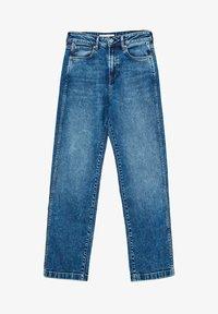 Pepe Jeans - DUA LIPA X PEPE JEANS  - Jeansy Straight Leg - blue denim - 5