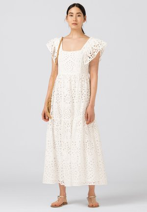 Maxi dress - offwhite