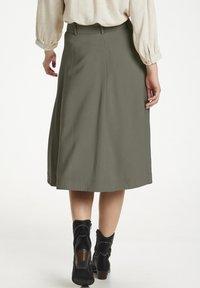 Saint Tropez - A-line skirt - musk - 2