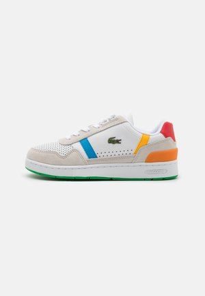 POLAROID T-CLIP - Trainers - white/green