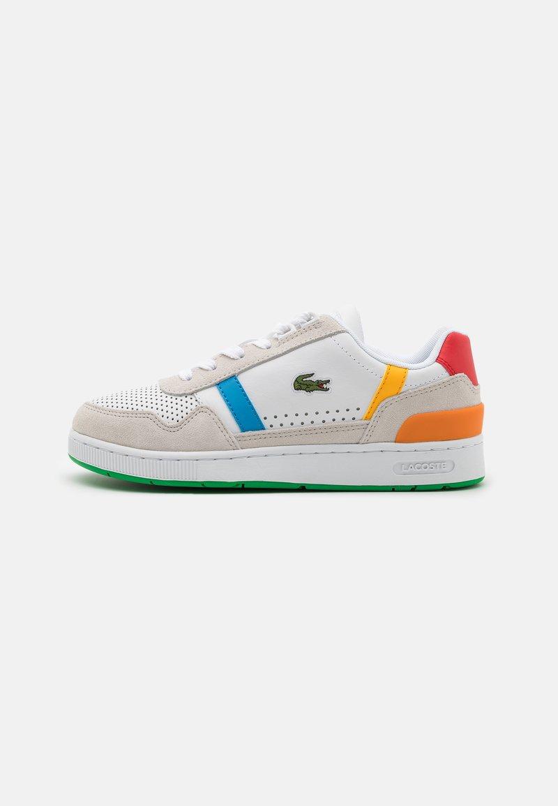 Lacoste - POLAROID T-CLIP - Trainers - white/green