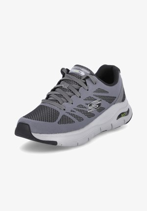 Sneakersy niskie - grau