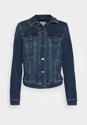 Denim jacket - blue dark wash