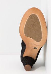 Neosens - BEBA - Korte laarzen - black - 6