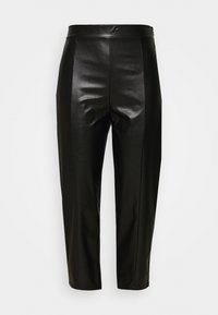 Even&Odd Curvy - Kalhoty - black - 3