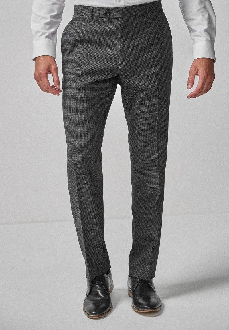 Next - Puvunhousut - mottled grey