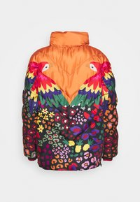 Farm Rio - MIXED MACAW PUFFER - Winter jacket - multi - 1