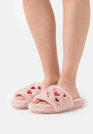 STING VEGAN  - Slippers - pink light