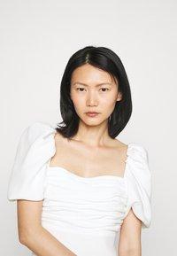 Cinq à Sept - ODELE DRESS - Korte jurk - ivory - 3