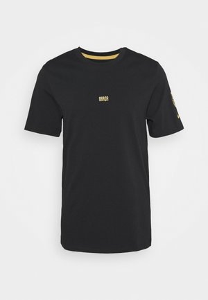 FCB TEE TRAVEL - Squadra - black