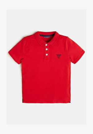 CORE JUNIOR  - Polo shirt - rot