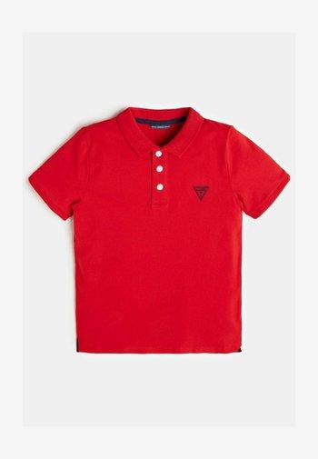 CORE JUNIOR  - Poloshirts - rot