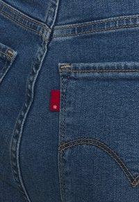 Levi's® Plus - 724 PL HR STRAIGHT - Straight leg jeans - rio frost plus - 4