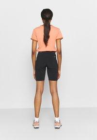 Salewa - PEDROC SHORTS - Short de sport - black out - 2