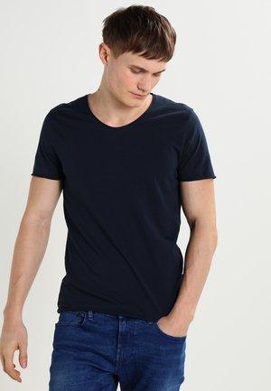 SHNNEWMERCE - Basic T-shirt - dark sapphire