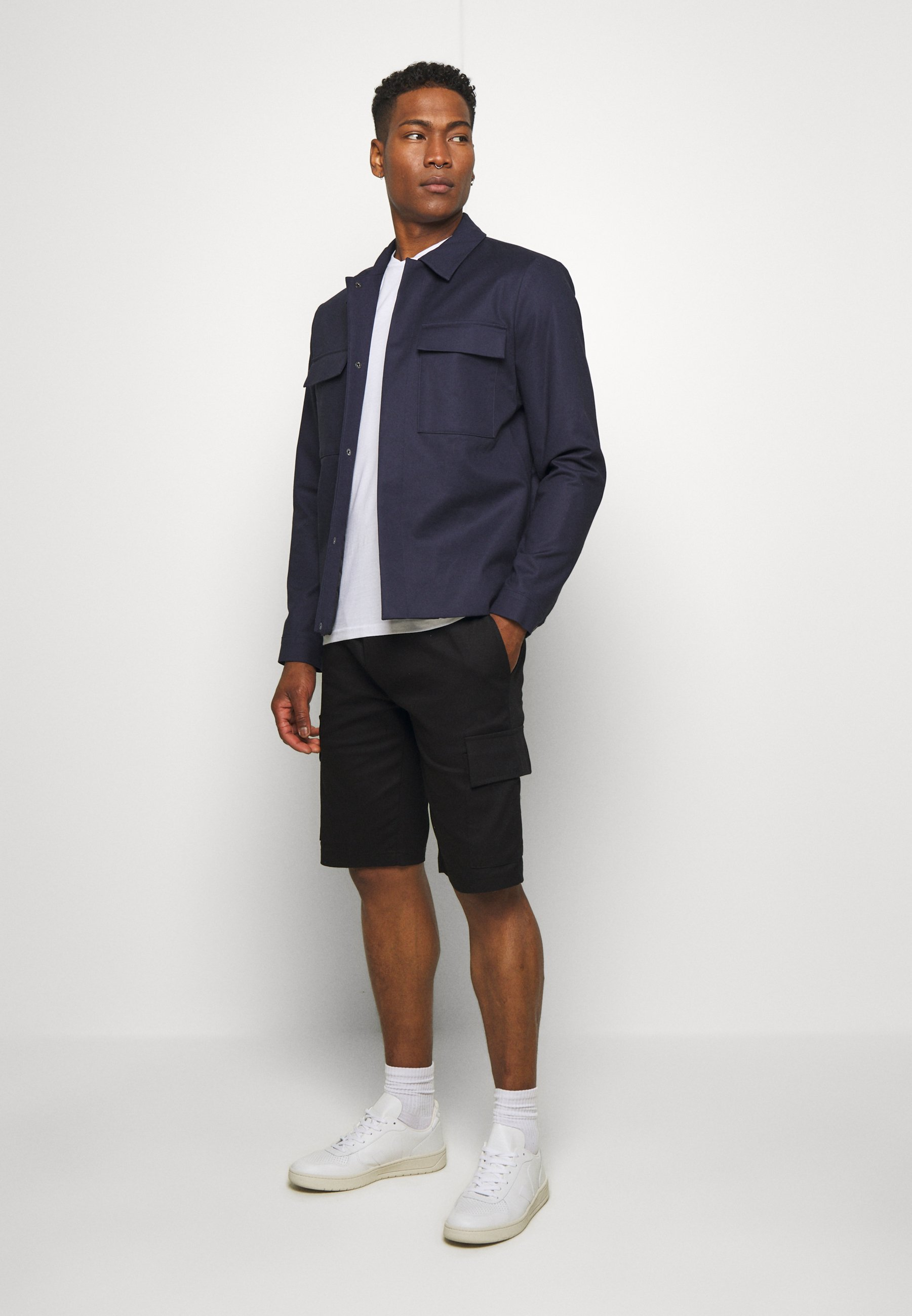 Newport Bay Sailing Club CARTEL - Shorts - black
