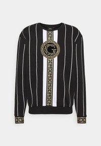 Glorious Gangsta - SANTAGO - Sweatshirt - jet black - 0