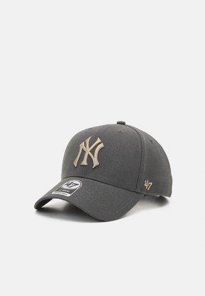 MLB NEW YORK YANKEES SNAPBACK UNISEX - Cap - charcoal
