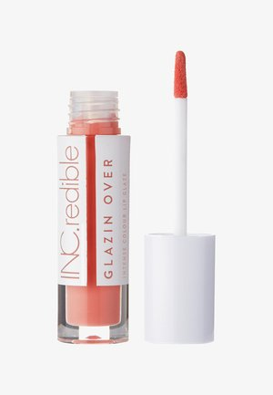 INC.REDIBLE GLAZIN OVER LIP GLAZE - Läppglans - 10080 gone shopping