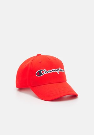 BASEBALL UNISEX - Cap - red