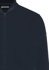 Bugatti - Zip-up sweatshirt - marine - 4