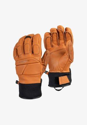 LA LISTE - Gloves - tumeric