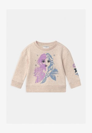 TODDLER GIRL ELSA FROZEN  - Sweatshirt - ivory frost