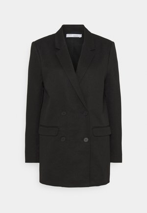 LITTA - Short coat - black