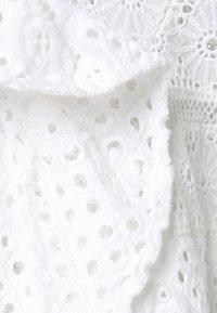 sandro - Long sleeved top - ecru - 2