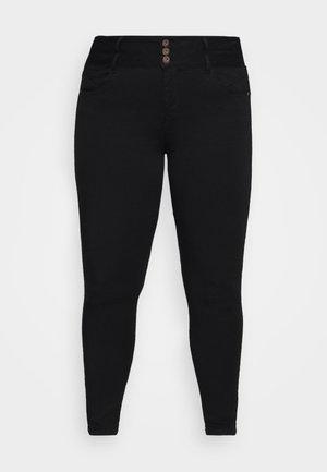 CARANNA - Jeans Skinny Fit - black