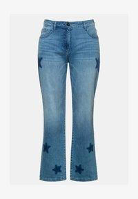 Ulla Popken - Slim fit jeans - bleu jean - 3