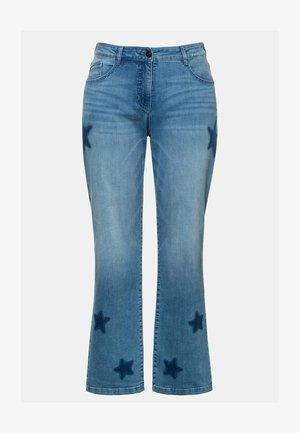 Slim fit -farkut - bleu jean