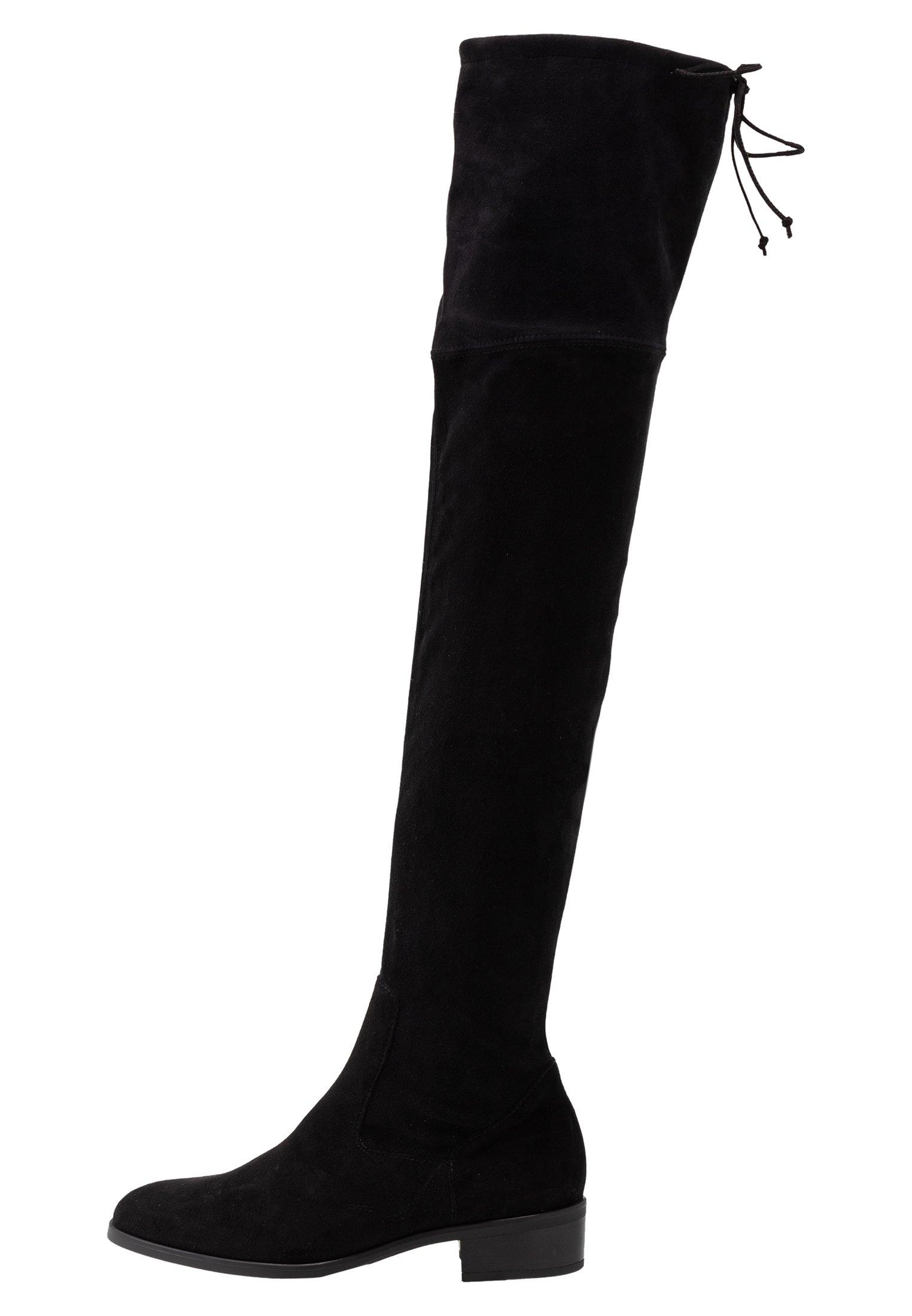 PESA Overkneeskor schwarz
