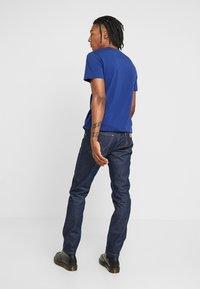 Wrangler - 11MWZ - Jeans straight leg - dark blue - 2