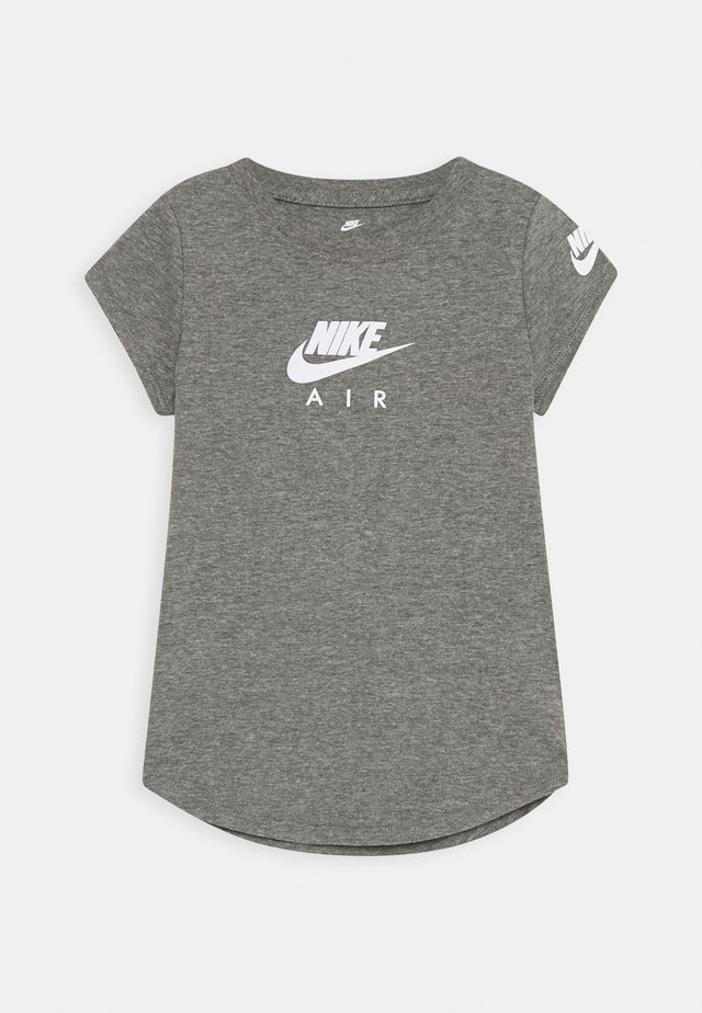 TEE - Camiseta estampada - carbon heather