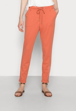 LEVA KINNIE PANTS - Trousers - apricot brandy