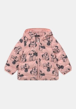 PUFFER - Winter jacket - pink dust