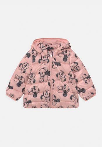 DISNEY MINNIE - MOUSE PUFFER - Winter jacket - pink dust