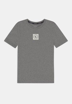 TEE UNISEX - Nachtwäsche Shirt - dark grey