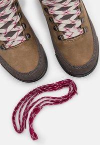 CMP - HEKA SHOES WP - Hiking shoes - biscotto/tortora - 5