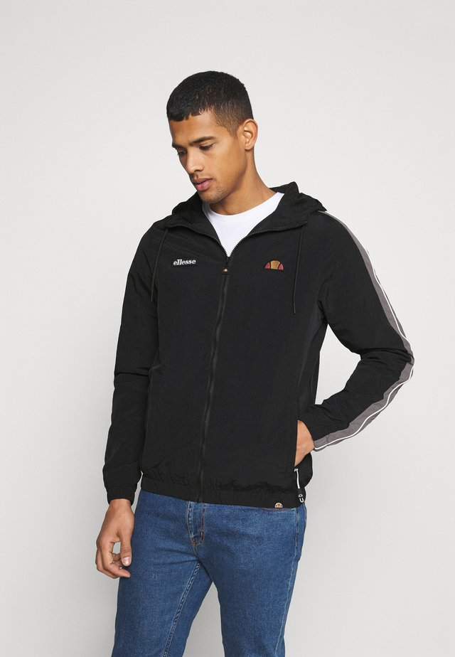 FAIRCHILD - Summer jacket - black