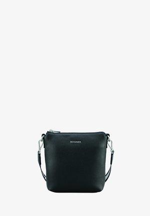 ANDERMATT  - Across body bag - black