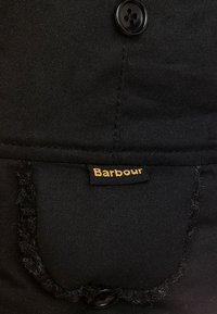 Barbour - HUNTER HAT - Beanie - black - 2