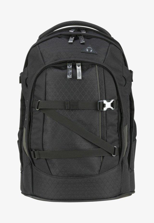 School bag - carbon black
