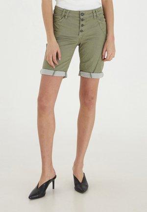 PZROSITA - Shorts di jeans - vetiver