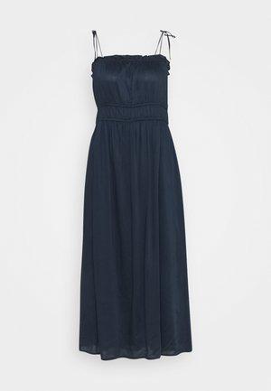 VMHELYN STRAP CALF DRESS TALL - Vestido informal - navy blazer