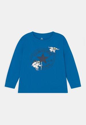 YETI TEE - Long sleeved top - kinetic blue