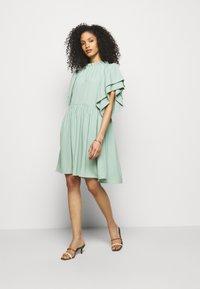 Hofmann Copenhagen - AMELIA - Denní šaty - pure mint - 1