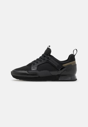 MAXI - Sneakers laag - black/gold