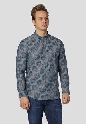 WILLUM AOP  - Shirt - dk.navy